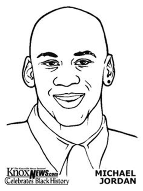 michael jordan biography worksheet langston hughes coloring pages black history month
