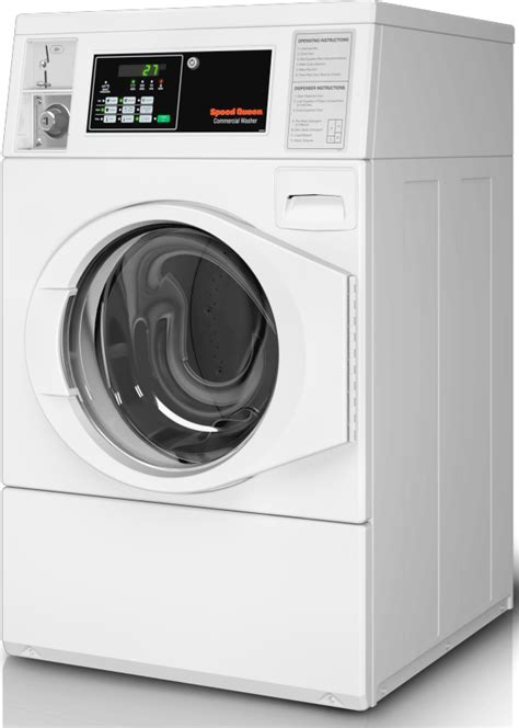 speed front load washer sfnncasp113tw01 speed 27 quot commercial front load washer