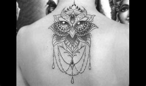 tattoo mandala coruja tatuagem de coruja inspire se em 10 ideias para ter a sua