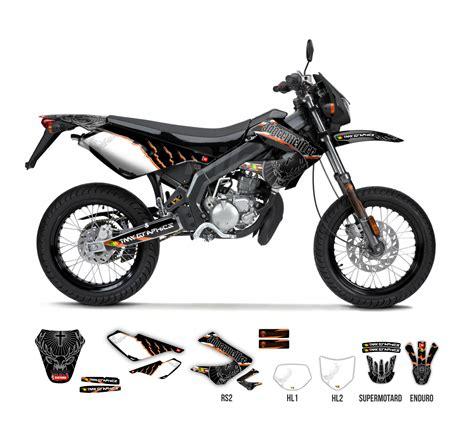 dekor moped derbi senda 50 r sm jagermeister graphics series tmx
