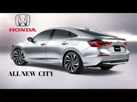 Honda New City 2020 by Honda City 2020 In India