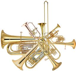 Music Equipment Sweepstakes - home brewed brass band at the brewery