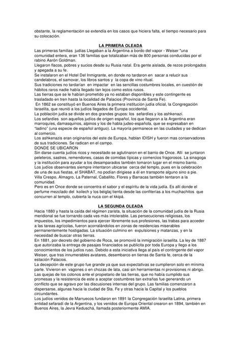 carta para inmigracion de amigos para perdon la inmigracion judia a la argentina desde 1860