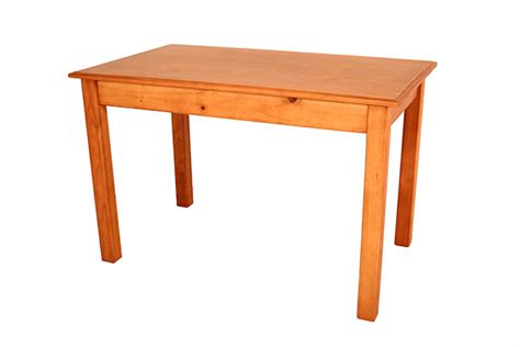 1200 x 700 square leg table de beers meubels