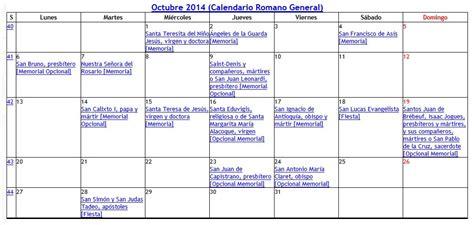 K Es Calendario Liturgico Arquitectura Arte Sacro Y Liturgia Calendario Liturgico 2014
