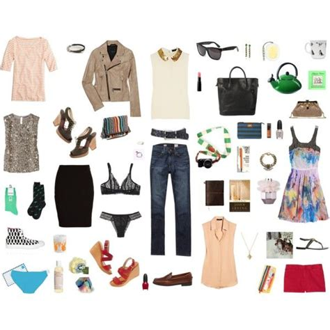 capsule wardrobe summer 2014 details in fashion