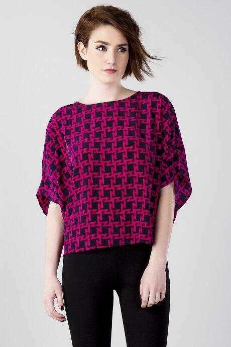Blouse Hewit hewitt printed blouse