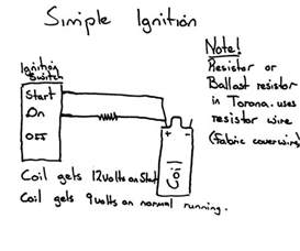 Simple Ignition Wiring hei distributor wiring diagram 13 on hei distributor wiring diagram
