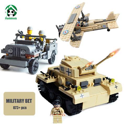 lego army tank kopen wholesale lego leger tanks uit china lego