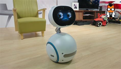 asus expands to home robots meet zenbo techome builder