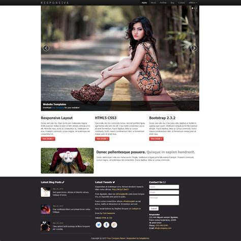 template 374 responsive