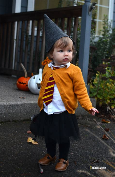 picture  diy hermione toddler costume