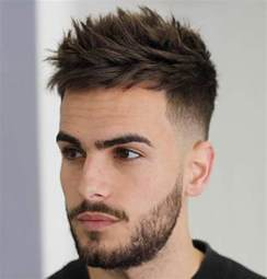mens hair style 30 spiky hairstyles for men in modern interpretation