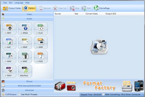 format factory full terbaru download format factory 3 2 1 terbaru kloningsoft