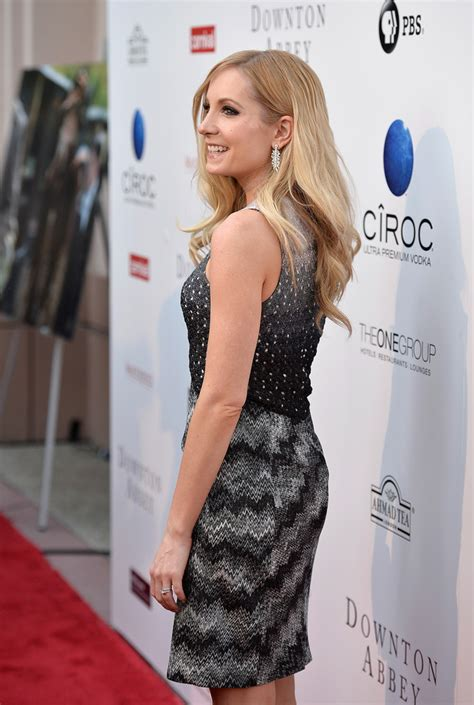 arrivals at the downton abbey event in hollywood 4 of joanne froggatt s dress