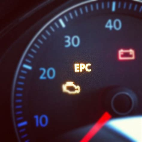 epc light vw passat epc la