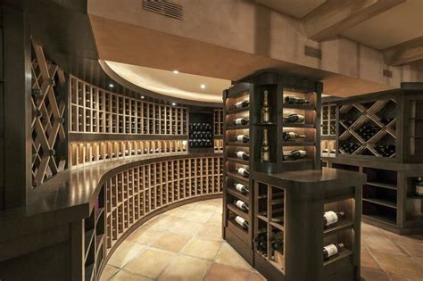 Wine Room by 41 Custom Luxury Wine Cellar Designs