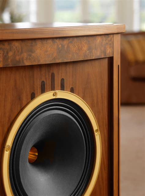 tannoy prestige canterbury gold reference speakers review