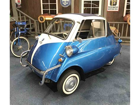 how does a cars engine work 1958 bmw 600 windshield wipe control 1958 bmw isetta for sale classiccars com cc 981356