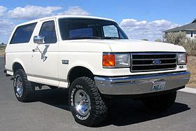 how make cars 1990 ford bronco spare parts catalogs ford bronco wikipedia