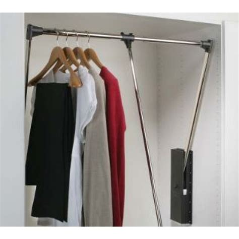 Hafele Pull Wardrobe Rail hoeys diy hafele wardrobe pull rail 830 x 1150mm dundalk