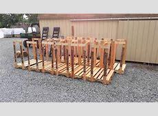 Firewood Racks - YouTube Firewood Storage