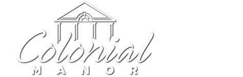 colonial manor of randolph nursing home rehab health