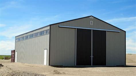 Machine Sheds by Post Frame Machine Sheds In Alberta Bc Saskatchewan