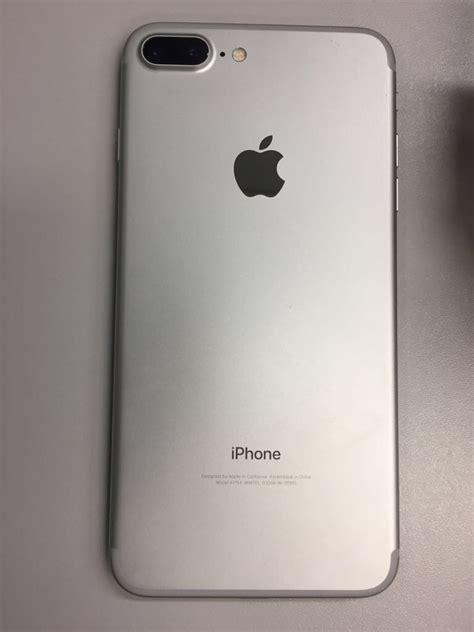 f iphone 7 iphone 7 plus 128gb impec 225 vel na caixa todos acessorios r 3 299 00 em mercado livre