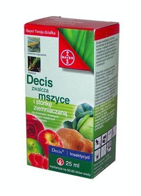 Bayer Decis 25 Ec decis 2 5 ec zwalcza mszyce 25ml bayer floks pl sklep