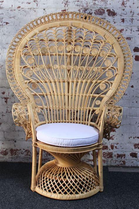 peacock chair natural wicker chair peacock chair