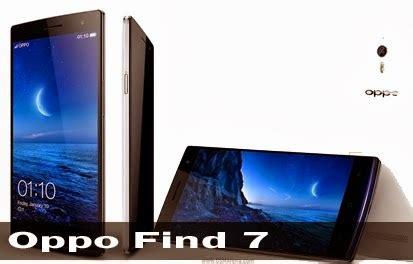 Hp Oppo Vind 7 harga dan spesifikasi hp oppo find 7 g ankar