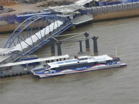 thames clipper vauxhall to greenwich london s first highway part 2 the surprising success of