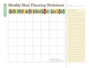 meal planning calendar images