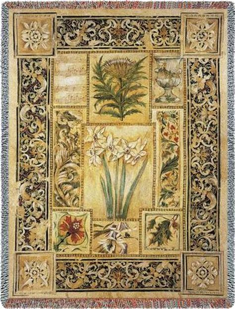 Tapestry Throws by A Wonderful Selection Of Beautiful Floral Cotton Throw