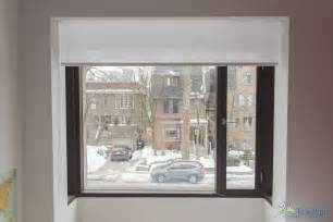 Can foster a stylish neat and modern look with modern window blinds