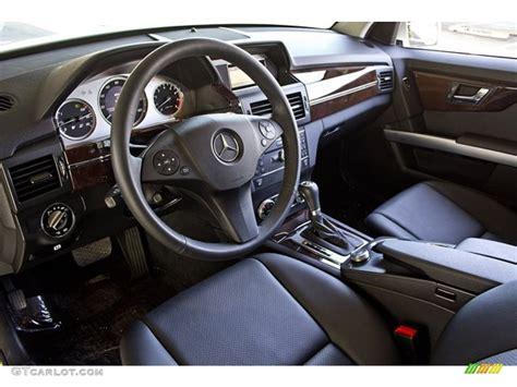 Mercedes Benz Glk350 Interior Black Interior 2010 Mercedes Benz Glk 350 4matic Photo