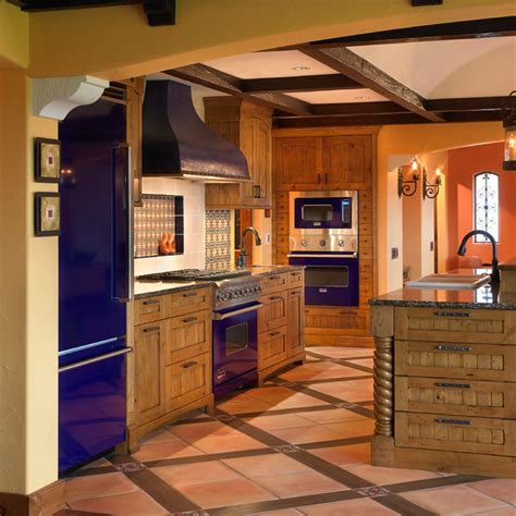 southwestern kitchen cabinets la hacienita canadiense southwestern kitchen vancouver by the sky is the limit design