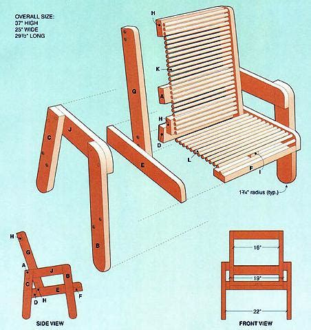 deck chair plans woodwork city  woodworking plans