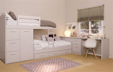 imagenes habitaciones juveniles blancas 10 dormitorios juveniles modernos ideas para decorar