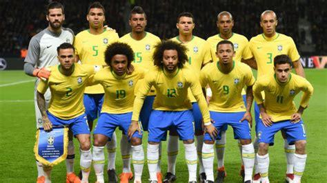 Brasil Mundial 2018 Mundial 2018 Rusia Siete Claves Por Las Que Brasil Es
