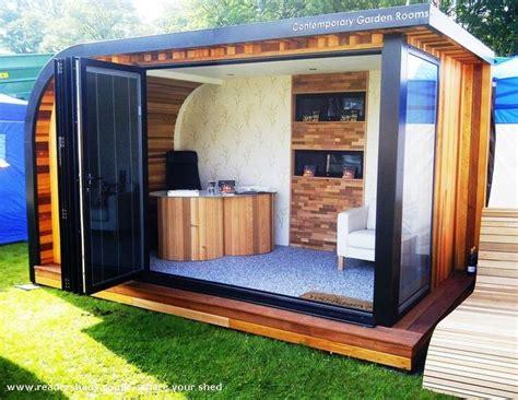 Modern Garden Sheds Uk by Garden Room Garden Office Shed From Sme Business Farm Readersheds Co Uk For