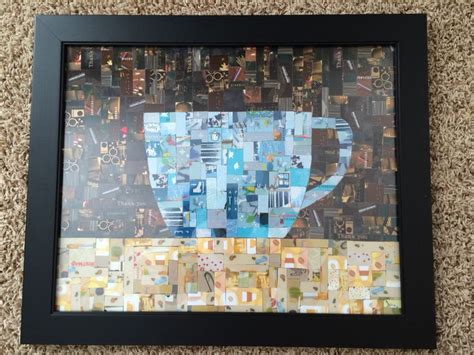Gift Card Art - 37 best images about starbucks art on pinterest a collage canvases and gift cards