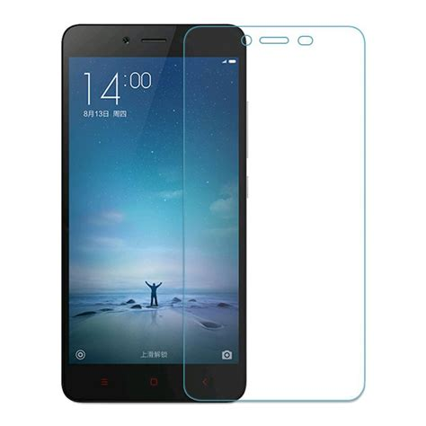 Tempered Glass Xiaomi Redmi 2 Forcia xiaomi redmi note 2 tempered glass screen protector سایمان دیجیتال