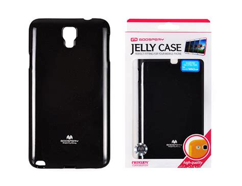 Jelly Samsung Note 3 Neo by Pouzdro Mercury Jelly Samsung Galaxy N7500 Galaxy Note 3