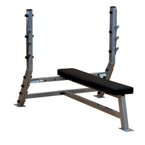 heavy weight bench pro clubline sfb349g heavy duty flat bench