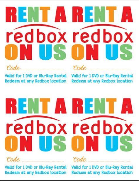printable redbox gift tags random happy gift a redbox movie night printables