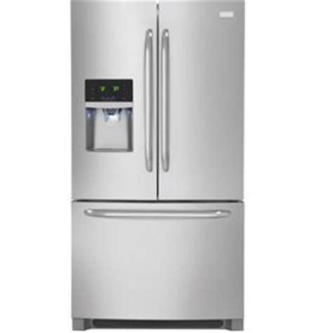 frigidaire door refrigerator maker problems frigidaire 26 7 cu ft door refrigerator with single