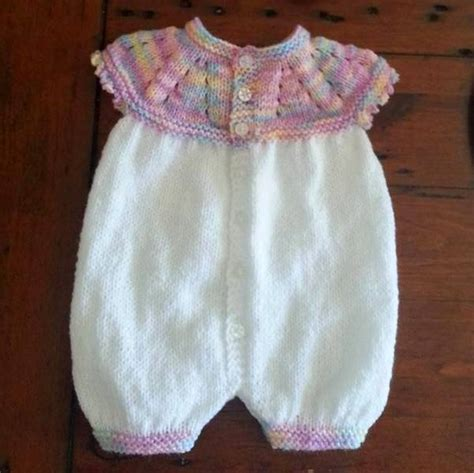 knitted romper suit marianna s lazy days top all in one romper suit