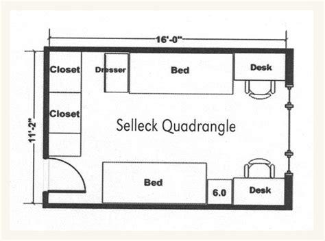quadrangle housing selleck quadrangle university housing university of